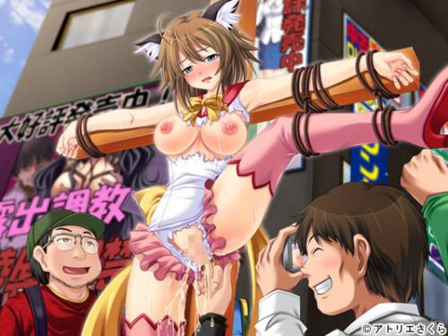 [H-GAME] AKiBa JK 露出調教 ナニすんのよッ、信じらんなぁい!! 勝手にあたしの○○○見ないでよ、このヘンタイオタク!! マジでサイッテ~!! Anime and Hentai
