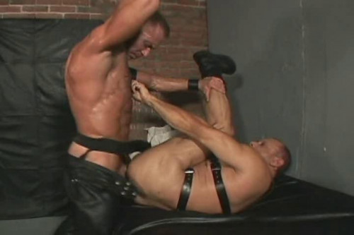Best Of Bareback Leather Gay Movie