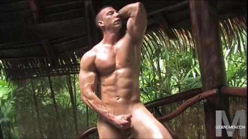 LegendM - Liam Markham 5th Video Gay Solo