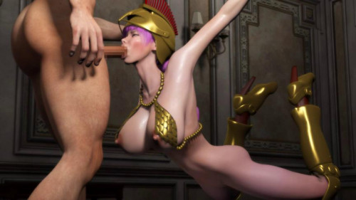 Rebecca Assault Hell - Gladiator of Treason (2014) 3D Porno