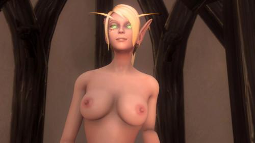 Alori - Bitch In Heat 3D Porn