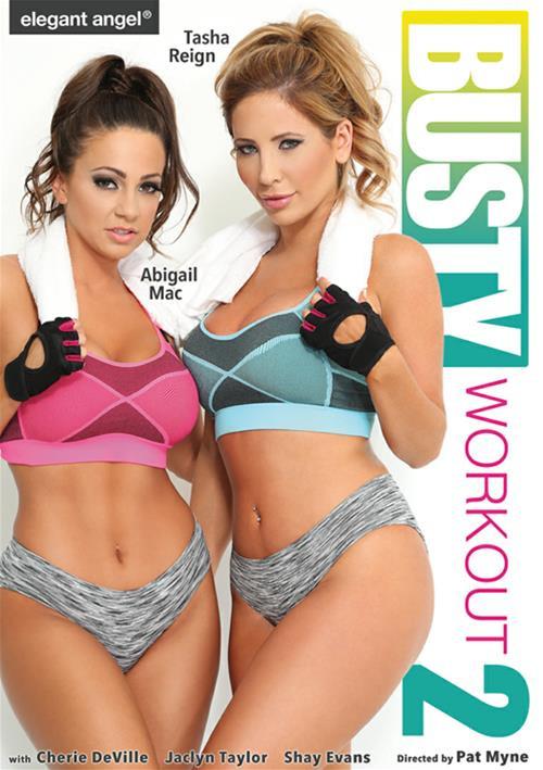 Busty Workout vol 2
