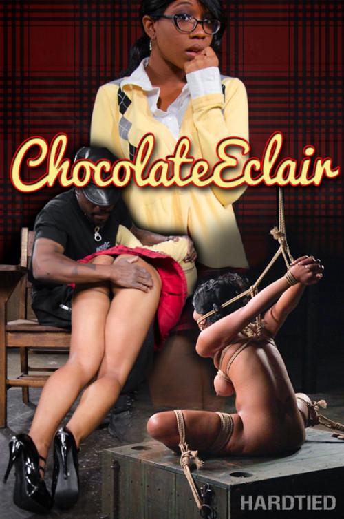 Cupcake Sinclair Chocolate Eclair BDSM