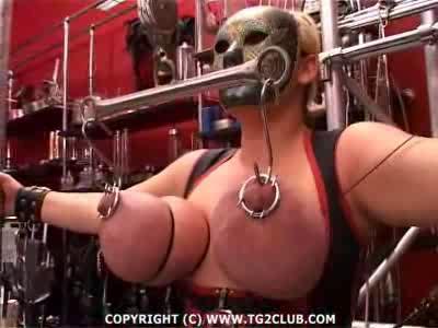 TG - Slave Juggs Part 25 BDSM