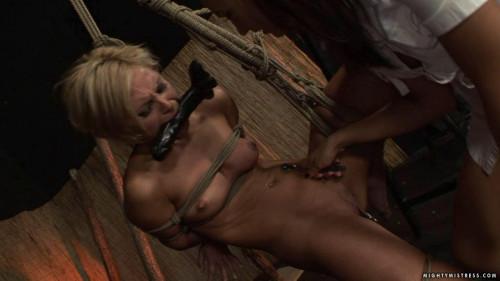 Szilvia Lauren Sabrina Sweet BDSM