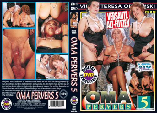 Oma Pervers Vol. 5 Vintage Porn
