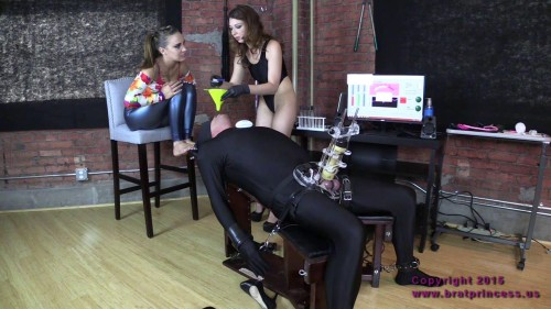 Sasha Foxxx Cow For to juice Contents of Enema Bag (2015)