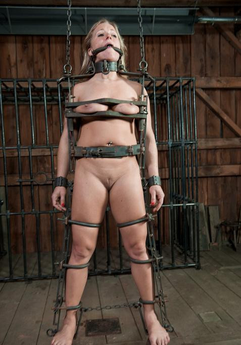 Chained flesh BDSM