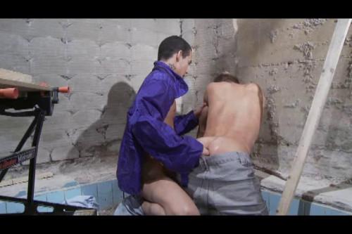 Road Work Ahead Gay Porn Movie