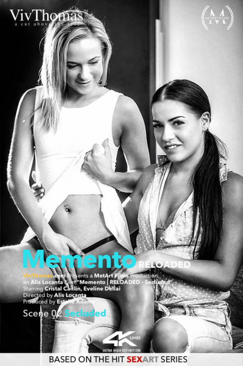 Cristal Caitlin, Eveline Dellai – Memento – Reloaded Episode 2 – Secluded FullHD 1080p