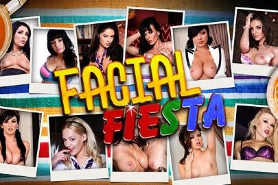 Facial Fiesta 2015 Erotic Games