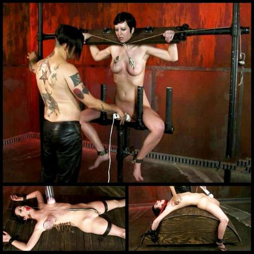 Sir Nik Tests Cherry (5 Jan 2015) Strict Restraint BDSM