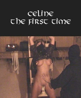 Celine The First Time BDSM