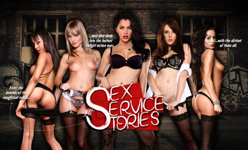 Sex Service Stories LifeSelector 21Roles Hentai games