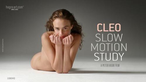 Cleo – Slow Motion Study