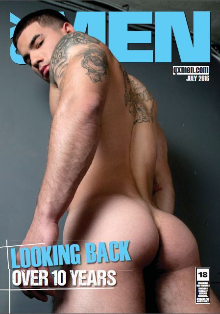 Issue 120 - July 2016 Gay Pics