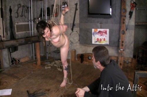 IntoTheAttic Marla BDSM