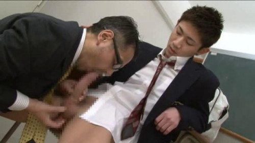 The Vice-Principal Teacher is My Sex Toy Asian Gays