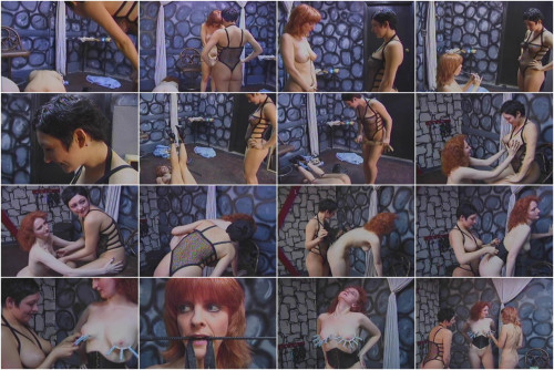 Den Of Submission, scene 1 BDSM