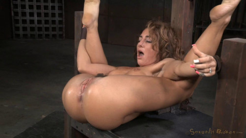 Savannah Fox is the stuff dreams BDSM