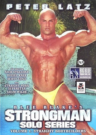Strongman Solo Series Volume 1: Straight Bodybuilders Gay Solo