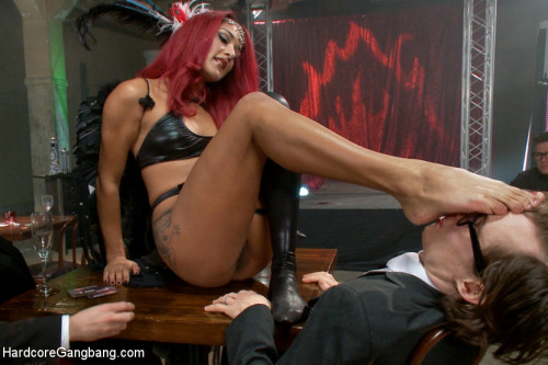 DOWNLOAD from FILESMONSTER: orgies Is It Worth Your Soul?? Sexy Succubus hell bent on gang bang to top them all!!