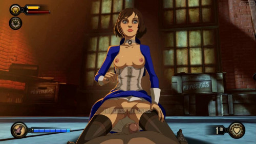 Bioshock Intimate Cartoons