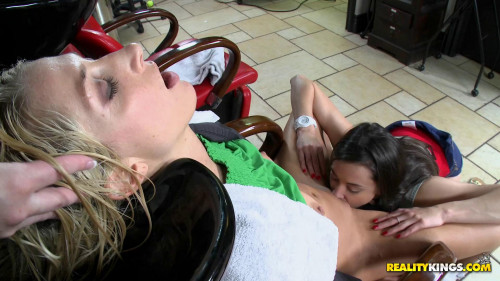 DOWNLOAD from FILESMONSTER: lesbians She Invited Beautiful Girlfriends For Some Serious Pampering