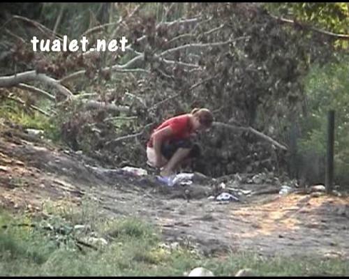 Peeing Voyeur Outdoor Spy 76 (2009) Hidden camera