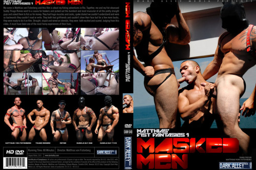 Masked Men Gay Movies