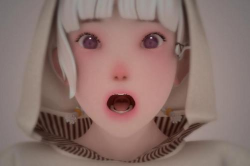 It's Koyuki's Time! 3D Porno