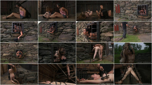 Rough domination for Two cute babes