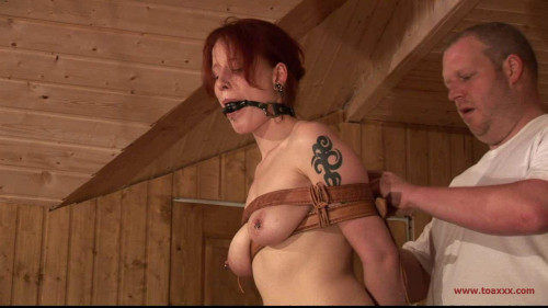 Melanie Tied & Tortured BDSM