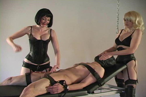 Omg! Not My Nuts! Femdom and Strapon