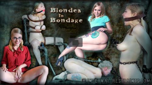 Blondes in Bondage - Penny Pax and Sarah Jane Ceylon BDSM