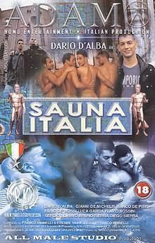 00481-Sauna Italia [All Male Studio] Gay Porn Movie