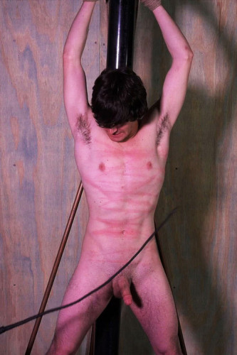 Gay BDSM Roped Studs - Riley Episode 05