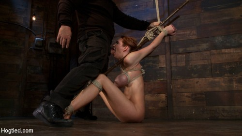 DOWNLOAD from FILESMONSTER:  BDSM Extreme Torture  Massive boobs, a category 5 suspension &amp; skull fucking. Brutal bondage, devastating orgasms. Art!