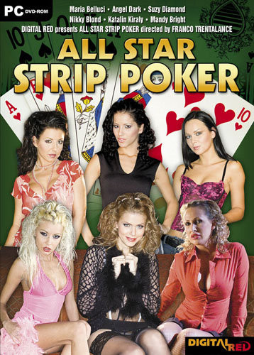 [Sex Game] All Star Strip Poker Erotic games