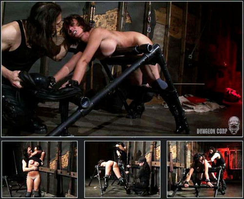 DOWNLOAD from FILESMONSTER:  BDSM Extreme Torture  Mya Live Impact (1 Apr 2012) The Whip Chamber