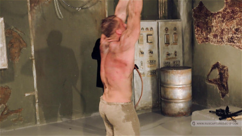 Gay BDSM Bodybuilder Roman in Slavery - Part I
