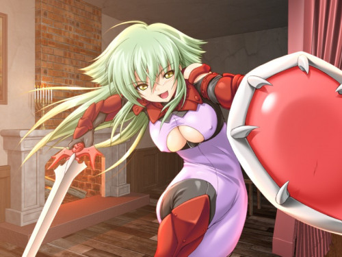 Lightning Warrior Raidy II: ~Temple of Desire~ (English / Uncensored) Anime and Hentai