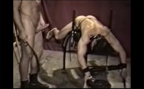 Gay BDSM Public Submission