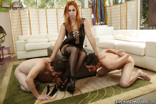 Femdom and Strapon Edyn Blair might be one of the greatest cuckoldresses