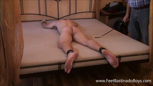 Gay BDSM Collection 2016 - Best 20 clips in 1. FeetBastinadoBoys. Part 2.