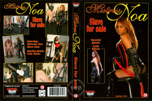 Mistress Noa – Slave For Sale (200.) DVDRip Femdom and Strapon