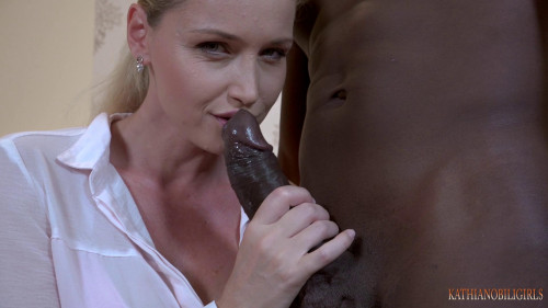 Femdom and Strapon Kathia Nobili The best for. BI game honey First time sharing the big, black dick (2015)