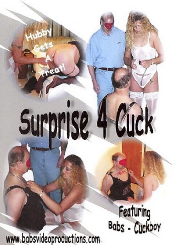 Surprise 4 Cuck (2003) DVDRip Femdom and Strapon