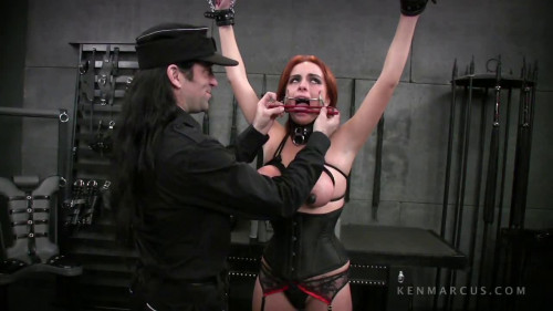 Ashley Graham, Damon Pierce BDSM