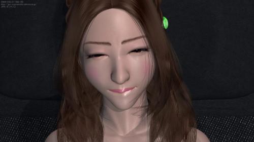 Haruka 2013 3D Porno